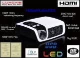 Mini projetor HD 1080p (C5)