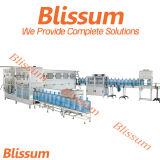 Автоматические линия разлива/завод воды питья бутылки 3/5 галлонов большие