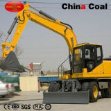 Hl135 13.5 Tonnen-große Kapazitäts-Rad-Exkavator