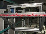 Aluminiumfenster - Flügelfenster-Markisen-Fenster