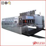 Автоматический Corrugated торгового автомата печатание коробки пиццы коробки
