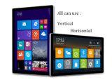 65-Inch que hace publicidad del quiosco montado en la pared del monitor de la pantalla táctil del indicador digital del panel del LCD