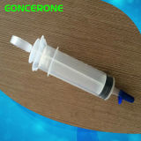 Feeding, Irrigation, Enema를 위한 처분할 수 있는 Luer Lock Syringe 200ml/Cc