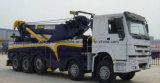 Sinotruk 50t Straßensperre-Abbau-LKW des Wrecker-370HP