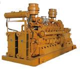 générateur normal de gaz de bâti de mine de houille de méthane de biomasse de Mashgas de remblai du biogaz 10kw-5MW