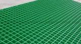 Quadrat erweitertes Metallineinander greifen