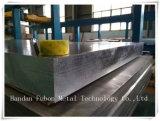 Metal derecho de la costura que cubre las hojas/placa de la aleación de aluminio