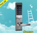 Fechamento de porta biométrico da impressão digital da senha segura impermeável