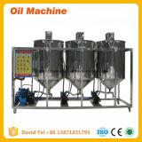 Macchina commestibile di raffinamento dell'olio di girasole dell'acciaio inossidabile/piccola raffineria grezza di verdure dell'olio di arachide