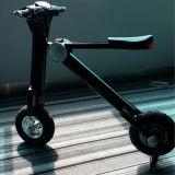 Bici eléctrica elegante y plegable de la rueda dos de la bicicleta eléctrica