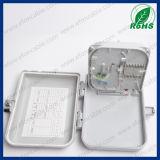 Coffret d'extrémité optique extérieur chaud de fibre du plastique FTTH de noyau de la vente 16