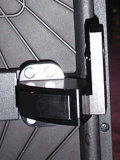Lm P6에 의하여 구부려지는 디자인 실내 임대료 발광 다이오드 표시