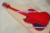 Mahogany гитара Afanti типа тела & шеи/Sg электрическая (ASG-547)