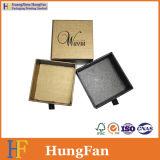 Коробка подарка ящика Eco-Friendly горячего надувательства изготовленный на заказ сползая бумажная