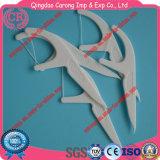 Preiswerter Zahn-Stock-zahnmedizinische Glasschlacke-Plastikauswahl 1cm-2cm