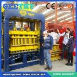 Hydraulische Maschine des Betonstein-Qt10-15 in Mexiko