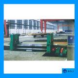Máquina de rolamento hidráulica resistente da placa do rolo do CNC três da série de W11s
