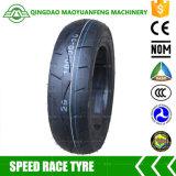 100/90-10 Roller-Gummireifen-Reifen-Hersteller China-Qingdao