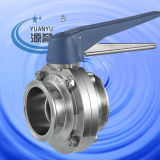 Sanitary Butterfly Valve (full forged)