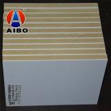Лист печатание PVC цифров доски пены консервации белый WPC жары