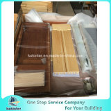Armario de cocina de estilo americano Bamboo Shakerw3630