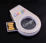 USBのフラッシュ駆動機構USBのフラッシュ駆動機構の水晶より手の締縄USB