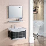 Preiswerte an der Wand befestigte Stahlbadezimmer-Schränke mit Regal