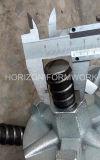 Flangia Casseforme Wing Nut / piastra dado / Accessori per casseforme