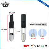 관례 0.5ml 높 투명한 Cbd 기름 카트리지 기화기 E 담배 시동기 장비