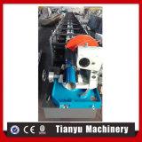 Rolo da tubulação do Downspout do controlo automático do PLC que dá forma à máquina