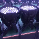 54PCS*3W는 실내 단계를 위한 백색 LED 알루미늄 동위 빛을 데운다
