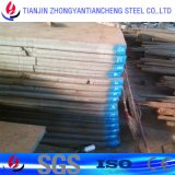 Placa de aço laminada a alta temperatura de liga da chapa de aço de liga no estoque de aço
