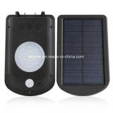 Nuovo indicatore luminoso solare del sensore di movimento di PIR (RS2023)