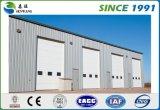 Construction intense d'entrepôt de structure métallique de compactage de brin