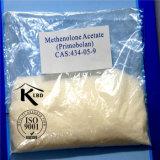 高品質のSteriodのホルモンの粉のMethenoloneのアセテートCAS: 434-05-9