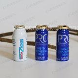 Pequeño envase para aerosoles de aluminio para el embalaje del aerosol de la respiración que refresca (PPC-AAC-036)