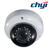 1080P IP van de Koepel van IRL van het Netwerk van de Veiligheid van kabeltelevisie Camera (CH-DV20D20MC)