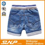 Pantaloni 100% del Jean di Short del denim del cotone dei ragazzi
