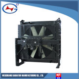 Yc12vc1680L: 상해 디젤 엔진을%s 물 방열기