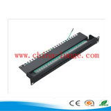 Painel de Patch de Rede, Fc-12 Port Fiber Optic Patch Panel