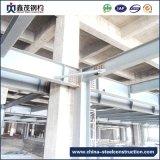 Taller galvanizado caliente de la estructura de acero con el palmo grande (edificio de acero)