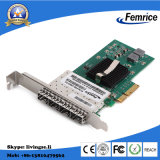 Industrieller Server-Adapter Ethernet-Karten-PCI Express-X4