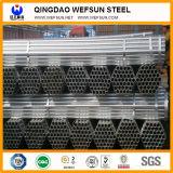 Tubo d'acciaio galvanizzato del TUFFO caldo con buona qualità e la grande vendita (Q195-235)