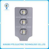 Solar Street Light Prezzo, 150W LED, disegno economico, in pieno + metà potenza 12