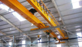 電気起重機の持ち上がる機械装置が付いている二重ガードの天井クレーン