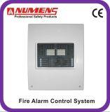 2, 4, имеющяяся зона, обычный пульт управления 8 сигналов тревоги пожарной сигнализации (4001-03)
