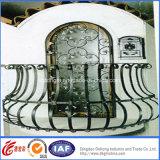 Rete fissa residenziale pratica economica del ferro saldato (dhfence-19)