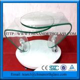 Vidrio Tempered de la dimensión de una variable irregular, vidrio endurecido