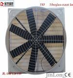 Ventilateur d'extraction neuf de cône de fibre de verre de modèle de série de Jlf pour la Chambre de volaille