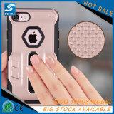 Schroffer Rüstungs-Stoß-Standplatz-Telefon-Kasten für das iPhone 7 Plus